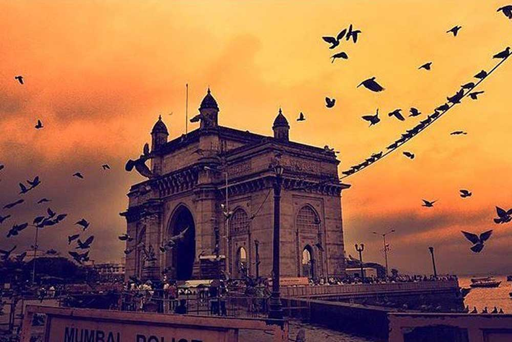 Golden Triangle Tour With Mumbai